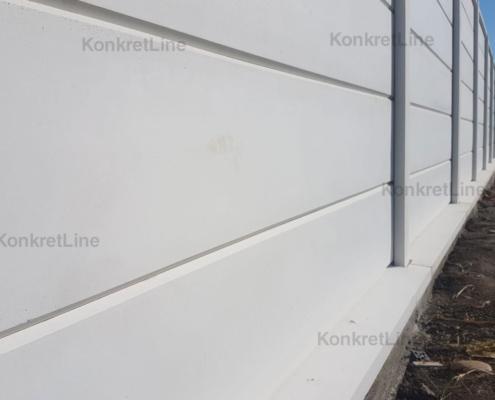 Gard prefabricat din beton - Simple (KS100)