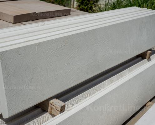 Gard prefabricat din beton - Slate (KS300)