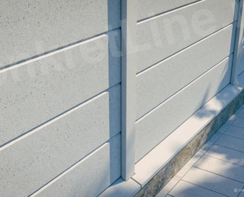 Gard prefabricat din beton - Stucco (KS301)