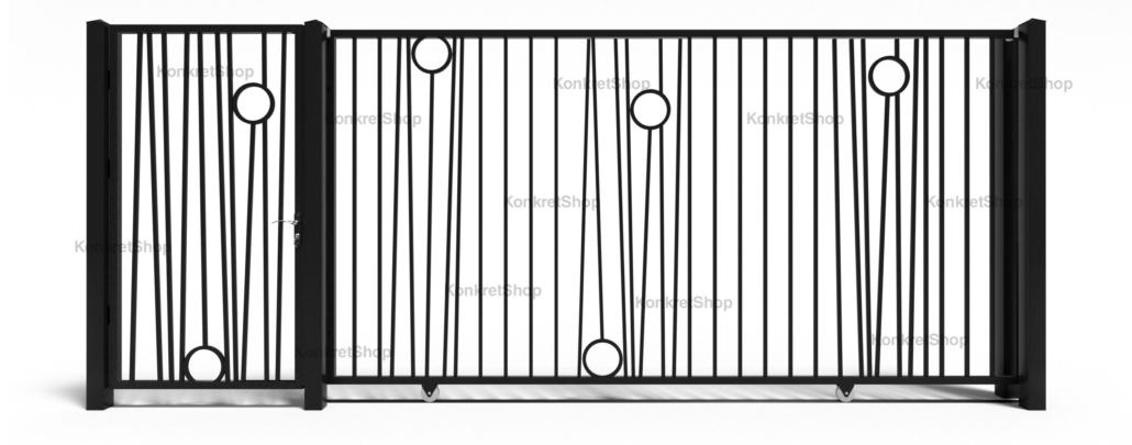Porti metalice - Dover (KP101)