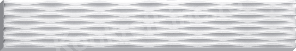 Gard prefabricat din beton - Ocean (KM202)