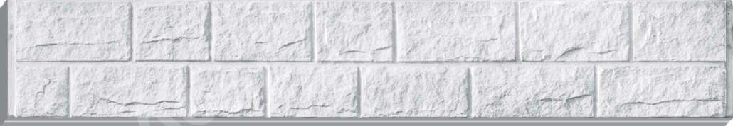 Gard prefabricat din beton - Yorkstone (KT200)